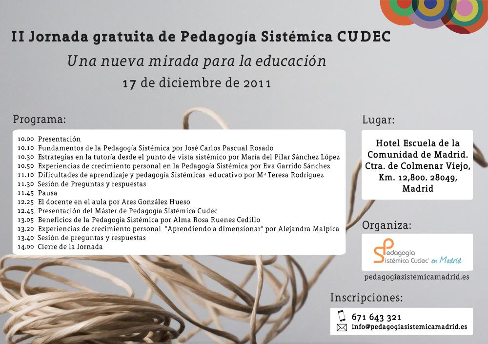 II Jornada PSCM